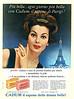 CADUM soap 1959 Italy 'Più bella - Ogni giorno più bella con Cadum, il sapone di Parigi!'