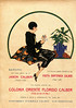 CALBER Oriente Florido cologne - Diverse 1926 Spain