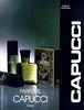 R de CAPUCCI 1986 Spain 'Distribuido en exclusiva por Perfumería Gal'