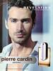 PIERRE CARDIN Revelation 2005 France 'Le nouveau parfum masculin'
