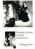 CARON Nocturnes 1988 France 'Nocturnes de Caron Le parfum par-dessus tout'<br /> PHOTO: Horst P. Horst