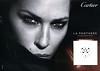 CARTIER La Panthère 2014 Spain (spread with sheathed scent card) 'cartier com - Le nouveau parfum féminin'