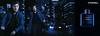 Bleu de CHANEL 2013 UK (4-page foldout)