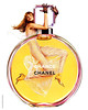 CHANEL Chance 2003 France (no slogan)<br /> MODEL: Anne Vyalitsyna (Russie), PHOTO: Jean-Paul Goude
