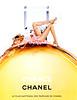 CHANEL Chance 2005 France 'le plus inattendu des parfums de Chanel'<br /> MODELS: Anne Vyalitsyna (Russia) & Jan Ahlgren,  PHOTO: Jean-Paul Goude