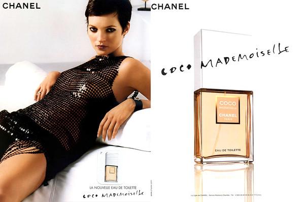 CHANEL Coco Mademoiselle Eau de Toilette 2003 France 'La nouvelle Eau de Toilette'