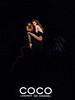 CHANEL Coco 1992 Canada 'L'esprit de Chanel'<br /> MODEL: Vanessa Paradis (France), PHOTO: Jean-Paul Goude
