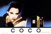 CHANEL Coco 1986 Spain spread 'El nuevo perfume de Chanel'