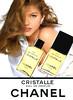 CHANEL Cristalle 1993 Spain<br /> MODEL: Tricia Helfer