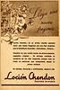 Loción CHENDON 1945 Argentina (format 14 x 21 cm)