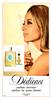 CHERAMY Dedicace 1966 France 'Un parfum nouveau - Parfum de jeune femme'