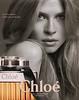 CHLOÉ Eau de Parfum Intense 2009 France 'Le nouveau parfum intense' <br /> MODEL: Clémence Poésy, PHOTO: Inez van Lamsweerde and Vinoodh Matadin;