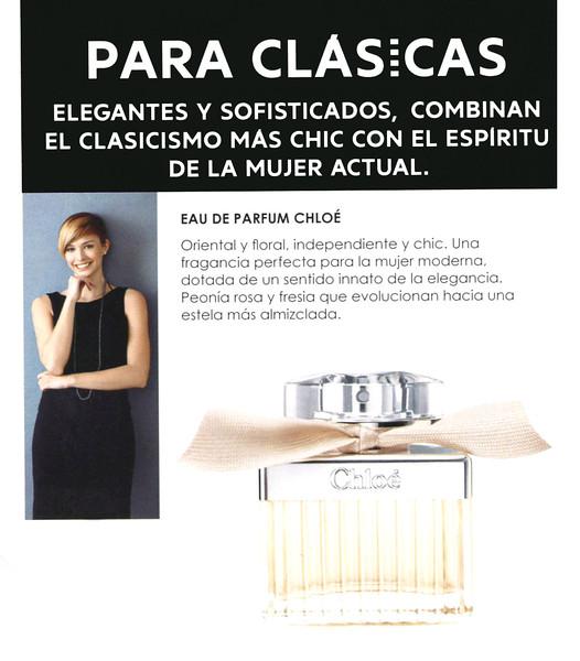 Chloé Signature Fragrances Flacons Advertorials Glossypages