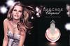 CHOPARD Cascade 2010 Germany spead 'Introducing the new fragrance from Chopard'<br /> MODEL: Michaela Hlavackova, PHOTO: Patrick Demarchelier