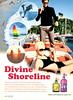 CLAIBORNE Curve Crush 2007 US (Macy's stores) 'Divine Shoreline – Curve. See where it takes you'