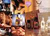 LIZ CLAIBORNE Soul by Curve 2005 US (recto-verso with scent strip) New - Fragrances for men & women'