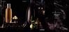 CLINIQUE Aromatics Elixir 2010 Italy 3 pages (recto-verso with scent strip +simple page) 'Oltre il profumo -  Seduce i sensi, accende lo spirito'