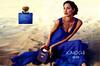 JORDI CUESTA Kimochi Eau de Toilette 1995 Spain spread 'Alma de mujer'