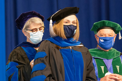 Biomedical Sciences Commencement 2021
