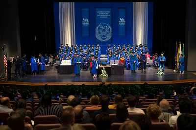 Jacobs School of Medicine and Biomedical Sciences Commencement 2018