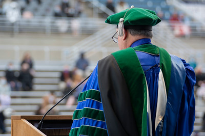 Jacobs School of Medicine and Biomedical Sciences Commencement 2021