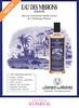 LE COUVENT DES MINIMES Eau de Missions 2011 Belgium (Ici Paris XL stores) - text in Dutch 'Niew - Met een Verlichtend Vanille-extract & 5 weldadige Planten'