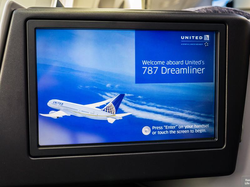 787 Dreamliner IFE