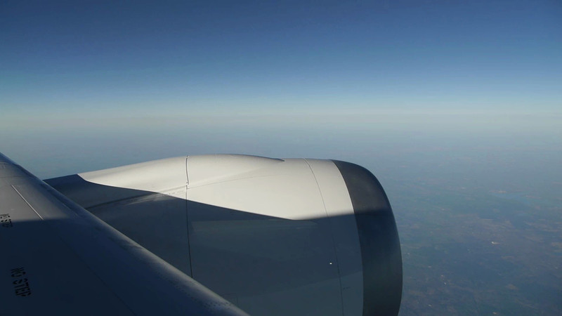 787 in Flight