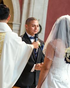 Stephanie and Raul Say I Do March 8th 2014