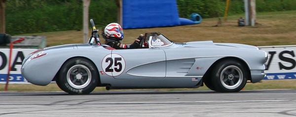 C1 Corvette (1953-1962) Race Cars