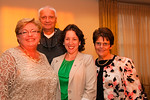 Nevins Family of Services - Passion for Fashion - Merrimack Valley Country Club<br /> Kathy Fitzgerald, Ray Wrobel, Senator Kathleen O'Connor Ives, Joyce Shannon