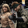 EVA and Naked Snake