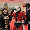 Wasp, Ant-Man, and Winter Soldier