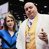 Invisible Woman and Kingpin