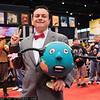 Pee-wee Herman and Globey