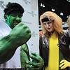 Hulk and Rogue