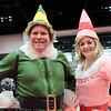 Buddy the Elf and Jovie