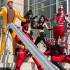 Sabretooth, Lady Deathstrike, X-23, Omega Red, Lady Deadpool, and Deadpool