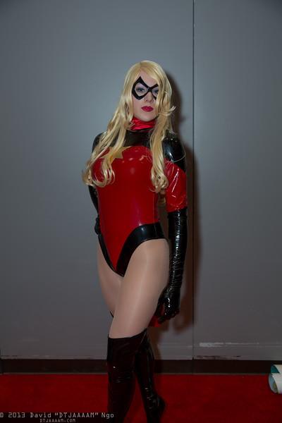 Dark Ms. Marvel