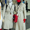 Rorschach and Deadpool