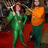 Mera and Aquaman