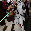 Ahsoka Tano and Clone Trooper