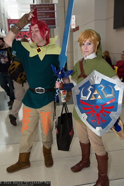 Groose and Link