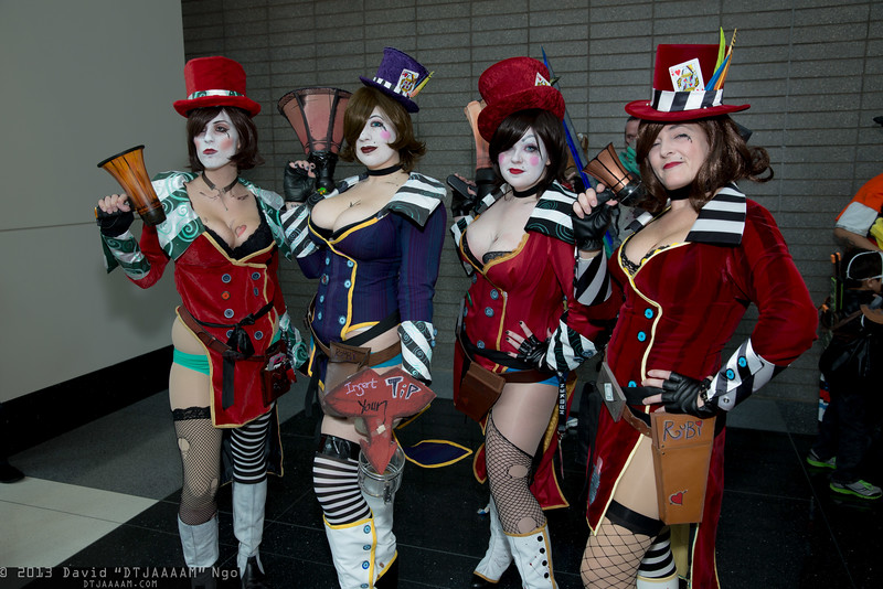 Mad Moxxis
