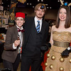Doctor Who, Dalek Puppet, and Dalek