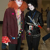 Mad Hatter and Edward Scissorhands