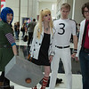 Ramona Flowers, Envy Adams, Todd Ingram, and Gideon Graves