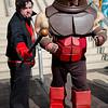 Black Tom Cassidy and Juggernaut