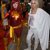 Dark Phoenix and Emma Frost