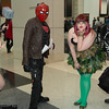 Thor, Red Hood, Poison Ivy, and Venom